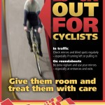 Look out for Cyclists