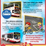Respond to Road Markings Safely