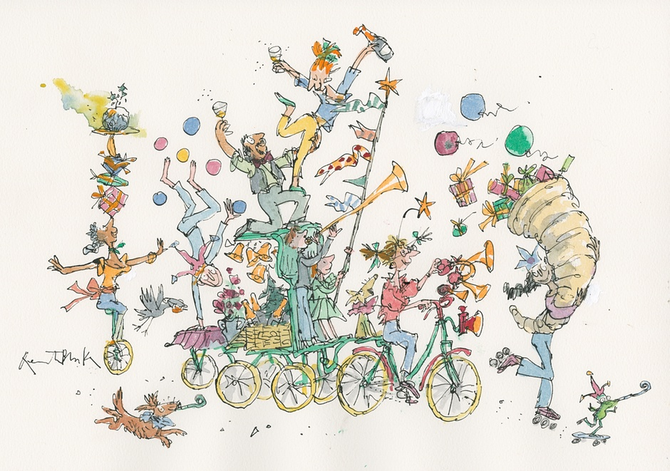 1512 22 Guardian Quentin Blake christmas