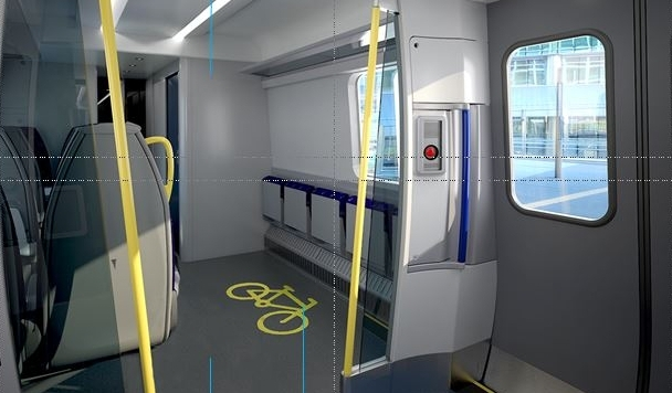 Class 385 2-bike space (like the existing trains, guards have discretion to fit in extra bikes)