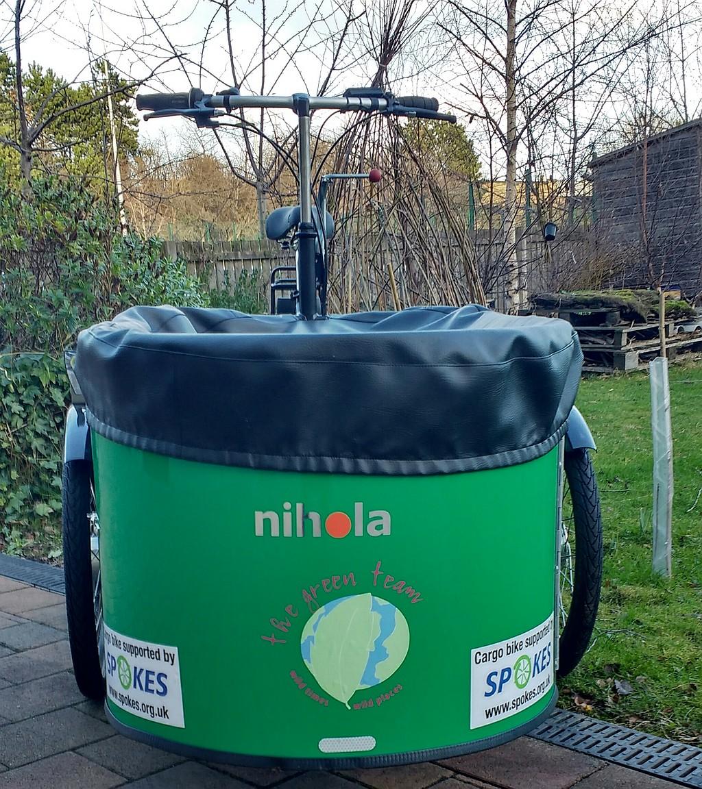 Green Team cargobike